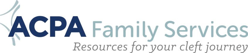 ACPA Family Services - Resources for your cleft journey